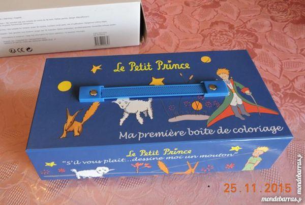 Boite de couleur LE PETIT PRINCE 20 La Vicomté-sur-Rance (22)