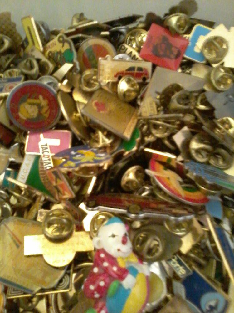 Boite entière de pins neuf  ou unité 1e 40 Tourcoing (59)