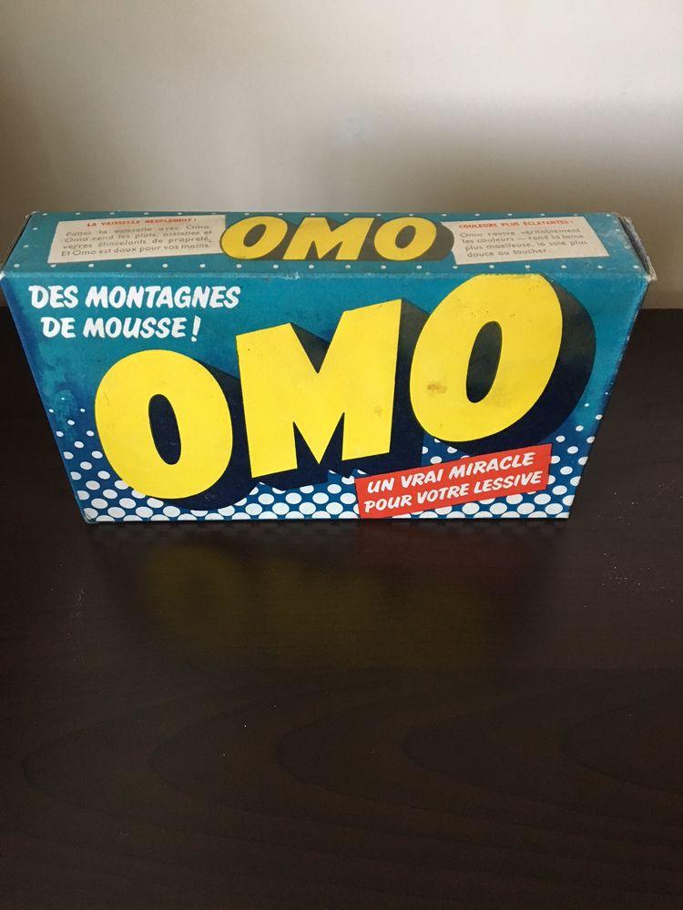 boite lessive OMO vintage ancienne scellée  30 Avon (77)