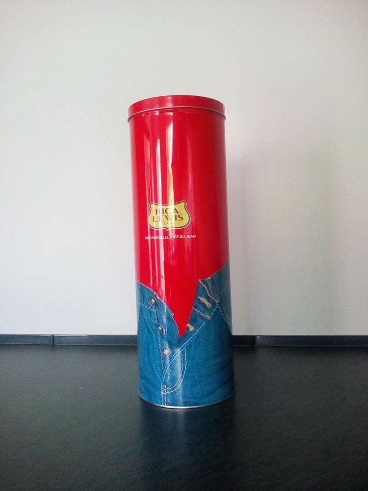 Boîte Métallique Cylindrique  Rica Lewis Jeans  20 Arques (62)