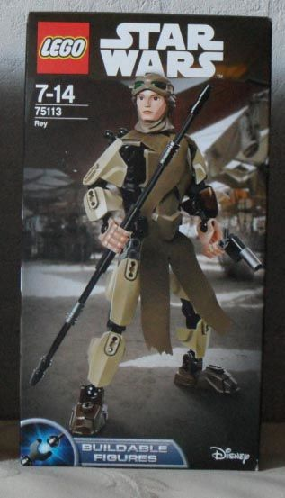 Boîte Neuve LEGO STAR WARS ref 75113 Rey 15 Gif-sur-Yvette (91)
