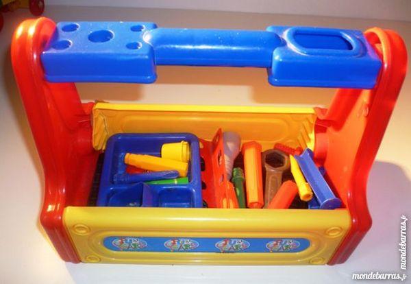 boîte à outils & outils Jeux / jouets