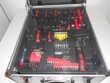 Boîte à outils Wolfgang avec mallette en chrome, 80 euros Bricolage