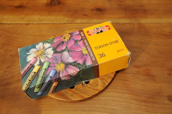 Boîte de 80 pastels à dessin 20 La Rouxière (44)
