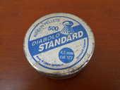 BOÎTE DE 500 PLOMBS   Diabolo   Standard  6 Dammarie-les-Lys (77)