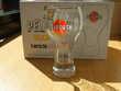 Boîte de 6 verres à bière Pelforth 25cl
