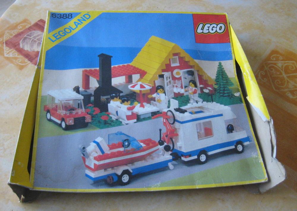 Boite vide lego 6388 5 Fleury-les-Aubrais (45)