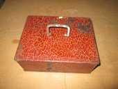 Boîte fer  5 Castres (81)