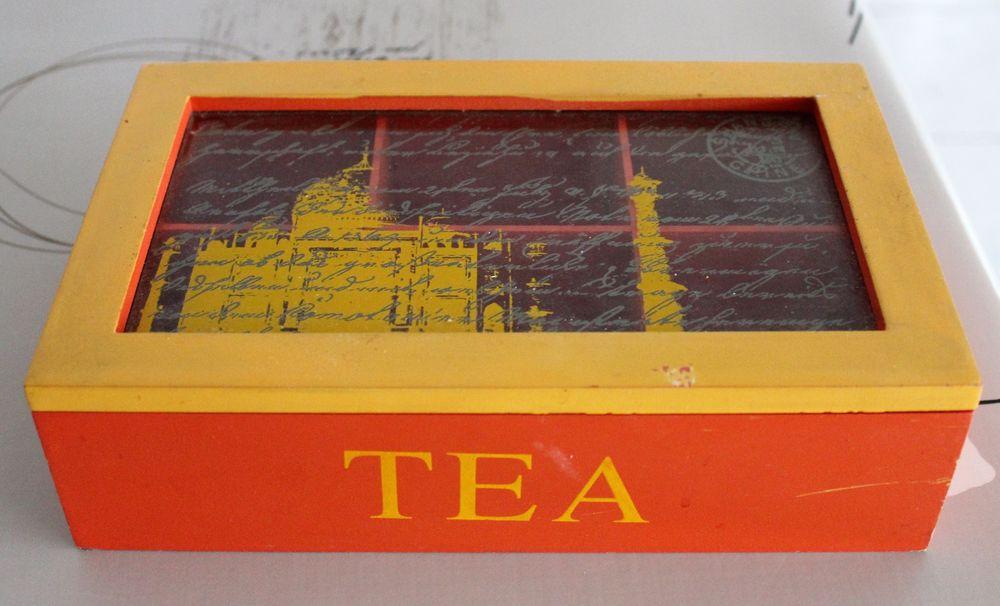 Boîte à thé 0 Saint-Ouen-d'Aunis (17)