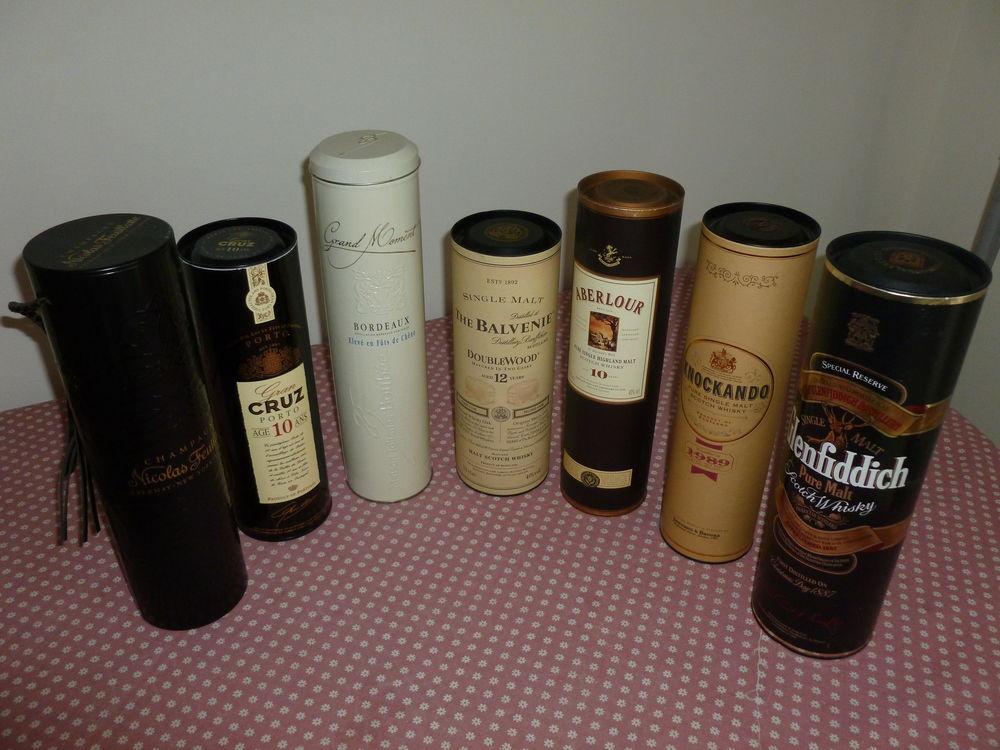 Boîtes de collection (alcool) x 5 2 Thiais (94)