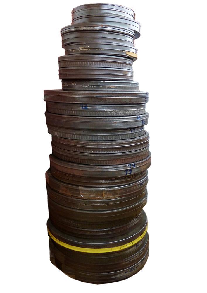 Boites de Films Cinéma . 100 Alfortville (94)