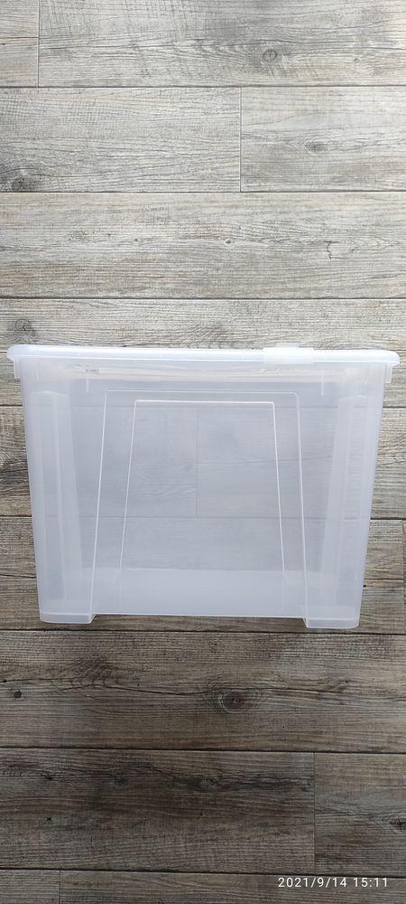 Boîtes de rangement transparentes 5 Pau (64)