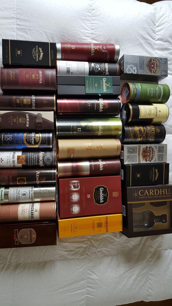 Boites à whisky 45 Avermes (03)