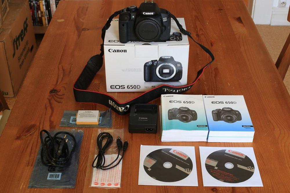boîtier Canon EOS 650D - Etat excellent 330 Metz (57)