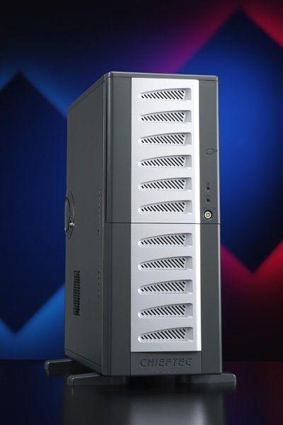 BOITIER PC CHIEFTEC - ATX Matériel informatique