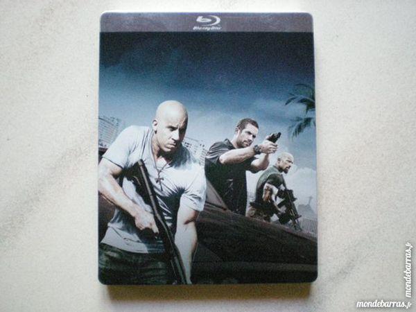 Blu Ray boitier métal « Fast and Furious 5 » 13 Saleilles (66)