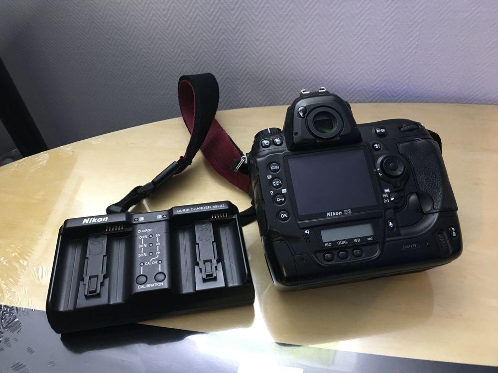 boîtier Nikon D3 600 Paris 16 (75)
