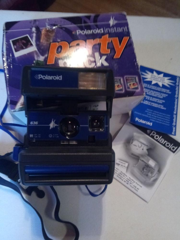 boitier POLAROID INSTANT 636 CL Photos/Video/TV