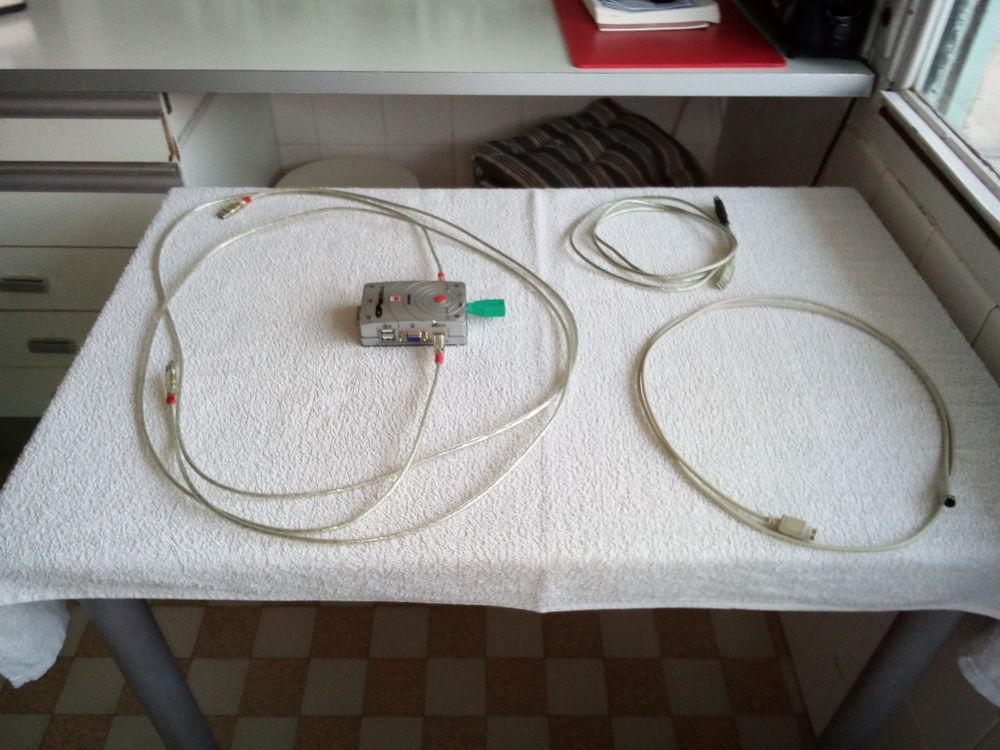 Boitier pour commander 2 à 3 PC : Matériel informatique