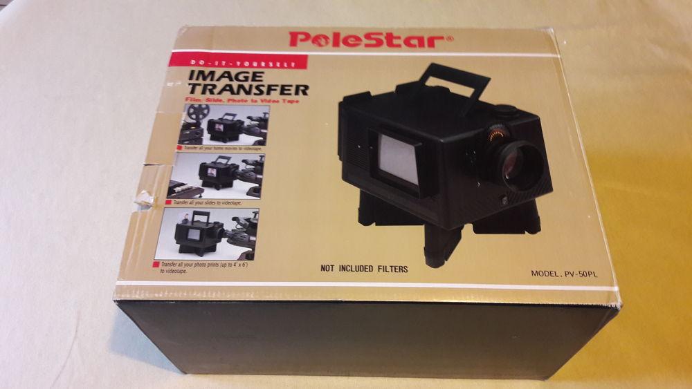 Boitier de transfert video universel Polestar PV50PL 80 Sainte-Gemme (79)