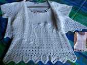 Top et Boléro en crochet Together 65 Antibes (06)