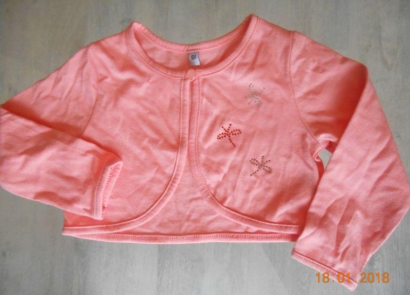 Boléro/ gilet caraco 18 mois neuf Vêtements enfants