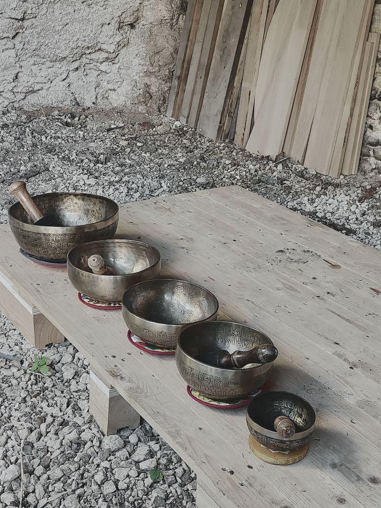 bols chantants tibétains 400 Châtillon-Coligny (45)