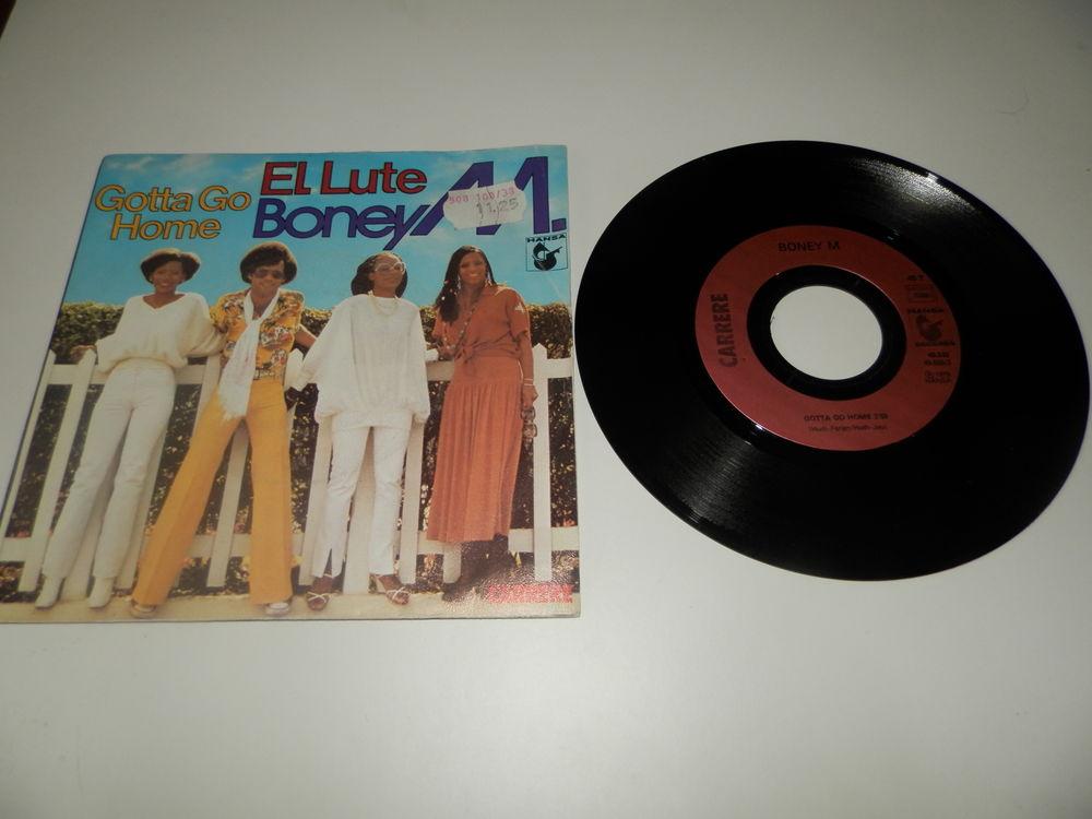 Boney M  -  El lute/gotta go home 1 Paris 12 (75)
