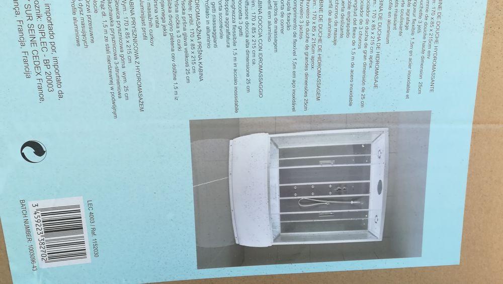 bonjour cabine de douche hydromassante ( baignoire) Bricolage