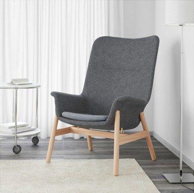 bonjour, je un fauteuil VEDBO de chez IKEA . 200 Villebon-sur-Yvette (91)