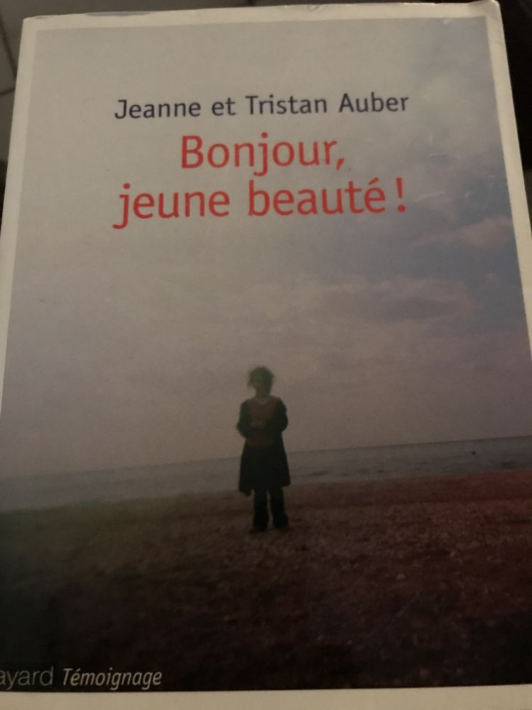 bonjour jeune beauté   J. & T. AUBER 13 Saint-Genis-Laval (69)