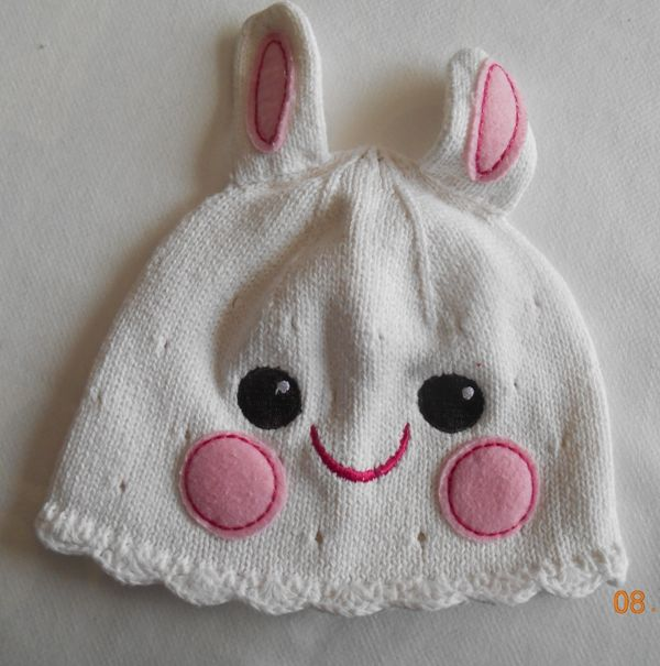 Bonnet fille 2-6 mois / 42-44 cm H&M neuf Vêtements enfants