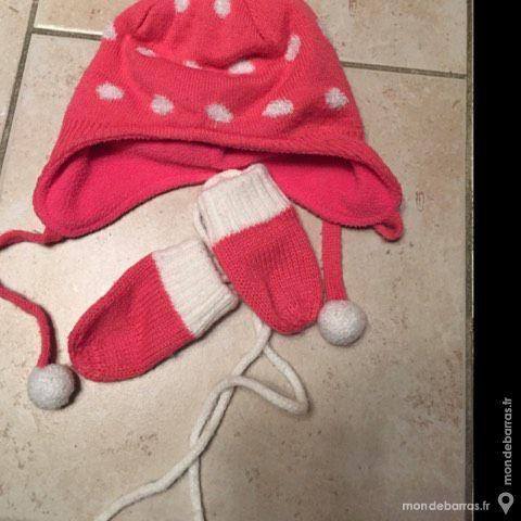 Bonnet gant bébé 6 Sorgues (84)