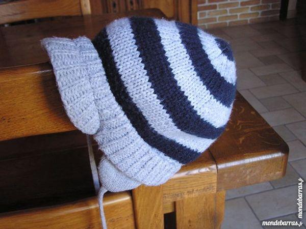 Achetez bonnet - 6 12 mois - occasion, annonce vente à Brouckerque ... fb3f076187d