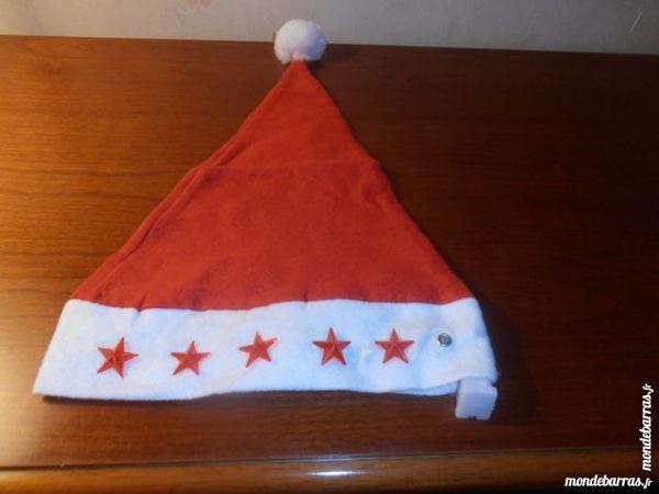Bonnet de Père Noël (V1) 2 Tours (37)