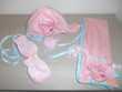 Bonnets echarpe gants 18-24 mois PEPPA PIG