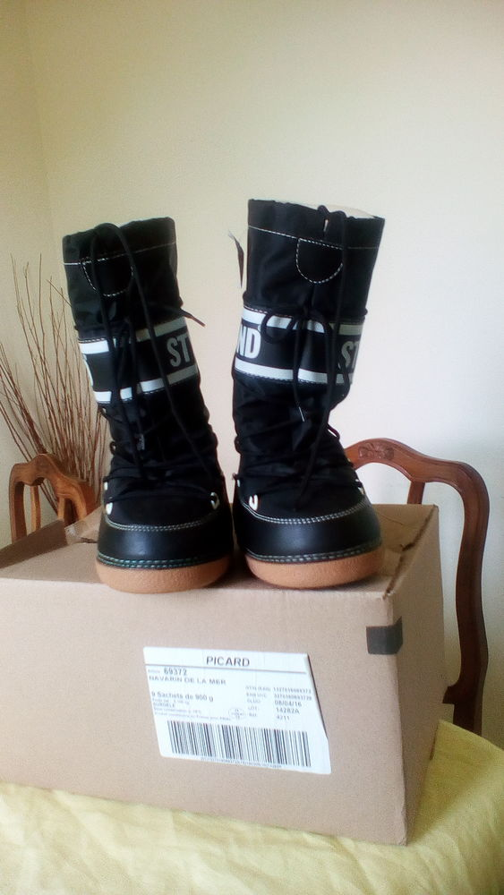 Boot styl grand taille 38 - 40 10 Châteauroux (36)
