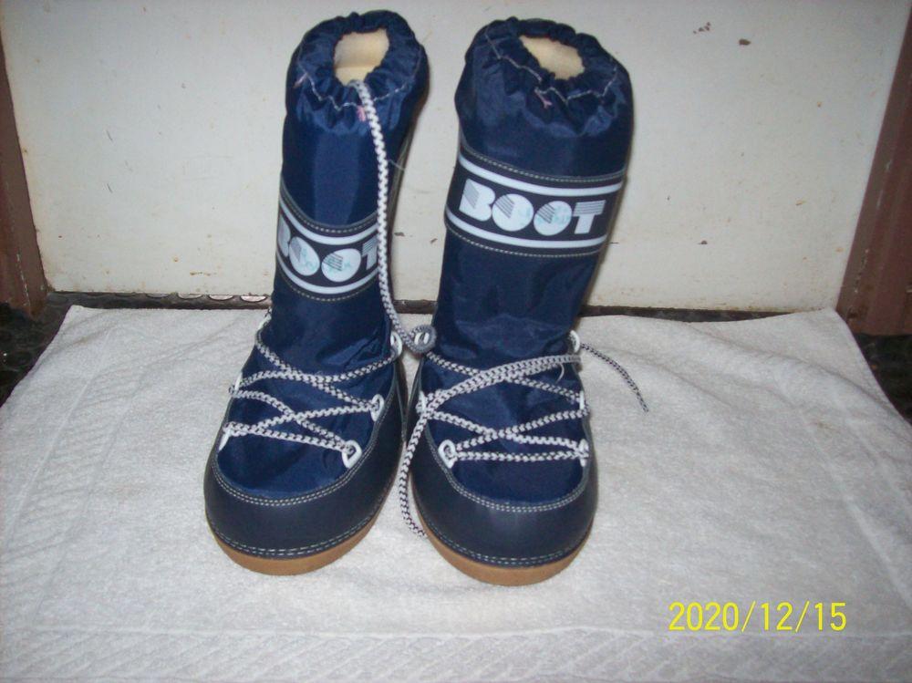 Boots bleues 10 Pantin (93)