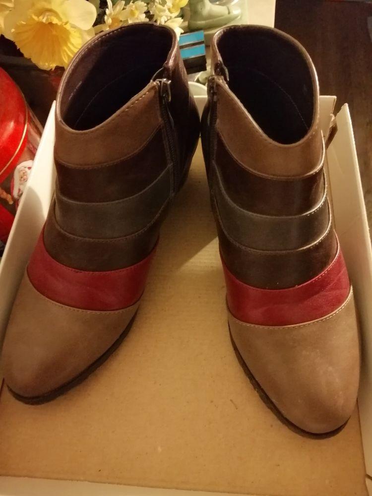 Boots bottines multicolores 20 Albi (81)