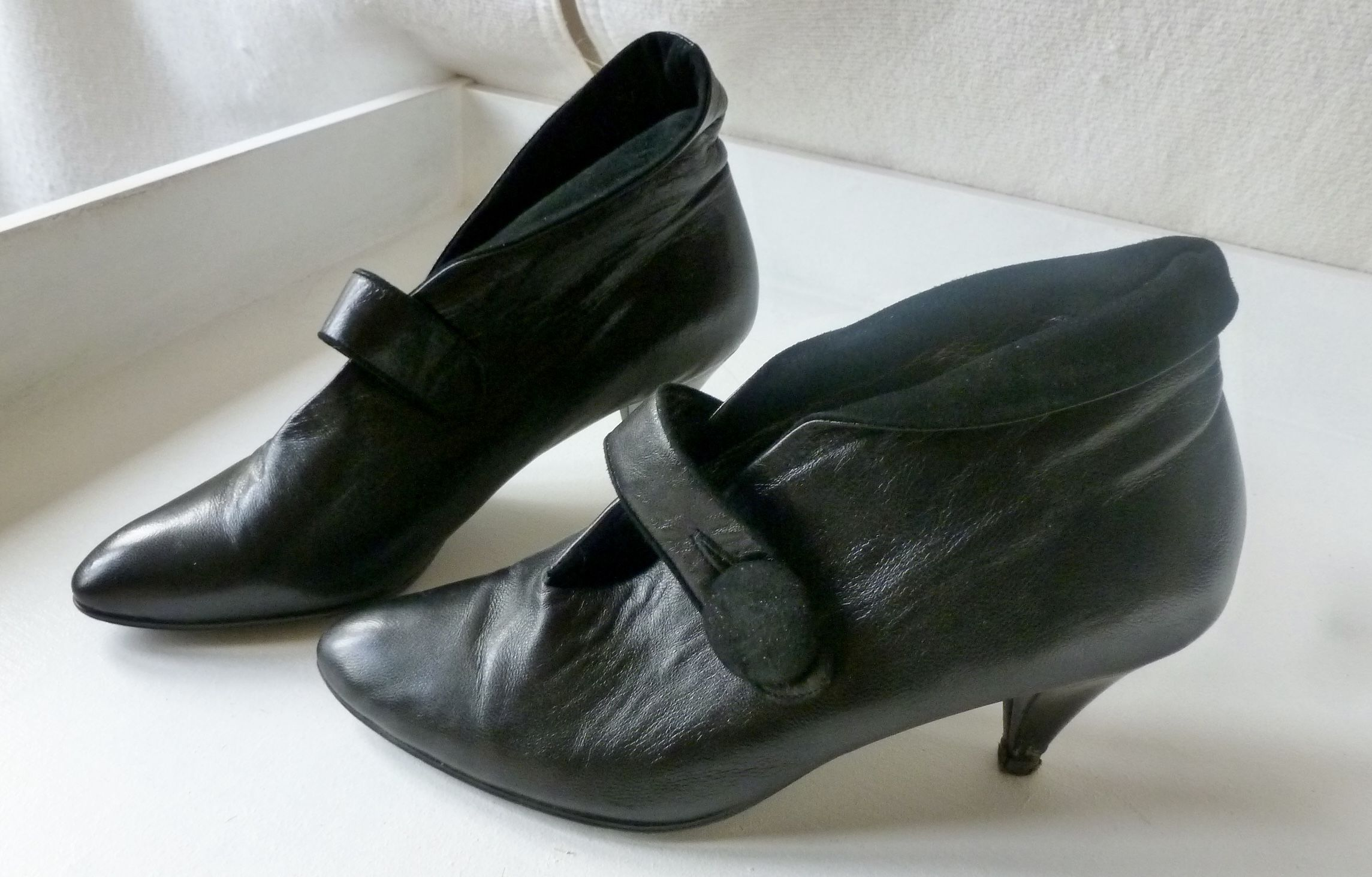 Low Boots cuir 25 Lille (59)