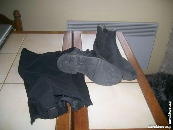 boots d'équitation + schaps T36 6 Saint-Ambroix (18)