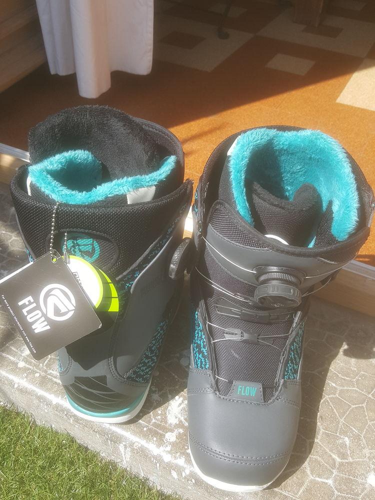 boots FLOW Snowboard Femme neuves - Lunar Heellock Focus 150 Aix-les-Bains (73)