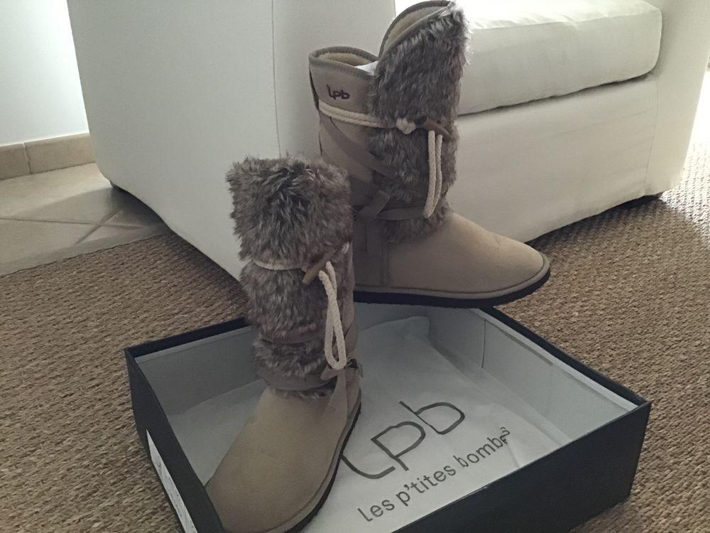 Boots les LPB fourrées pointure 40  50 Hyères (83)