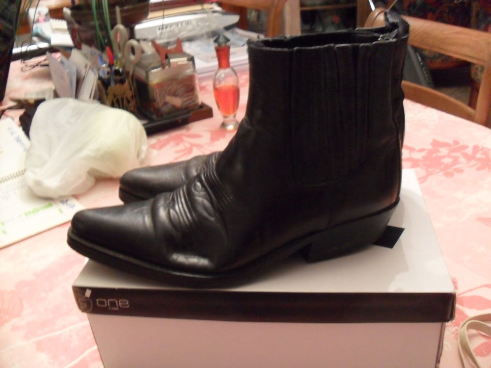boots homme P 41 5 Bauvin (59)