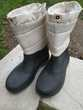 boots neige taille 40