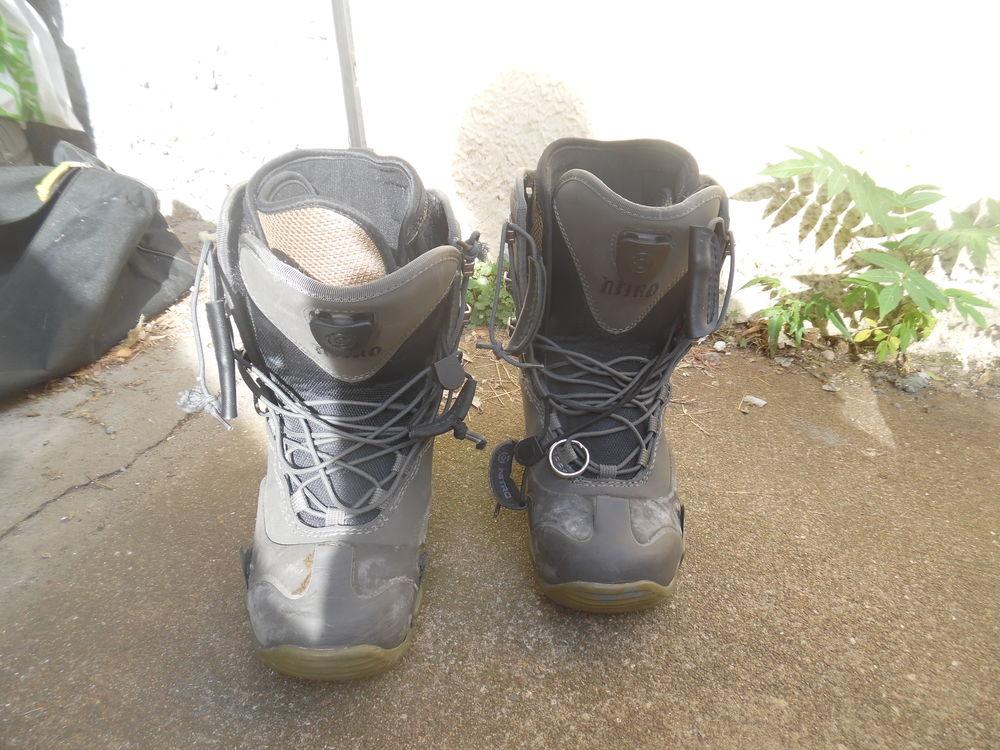 Boots snowboard pointure 42 50 Villeurbanne (69)