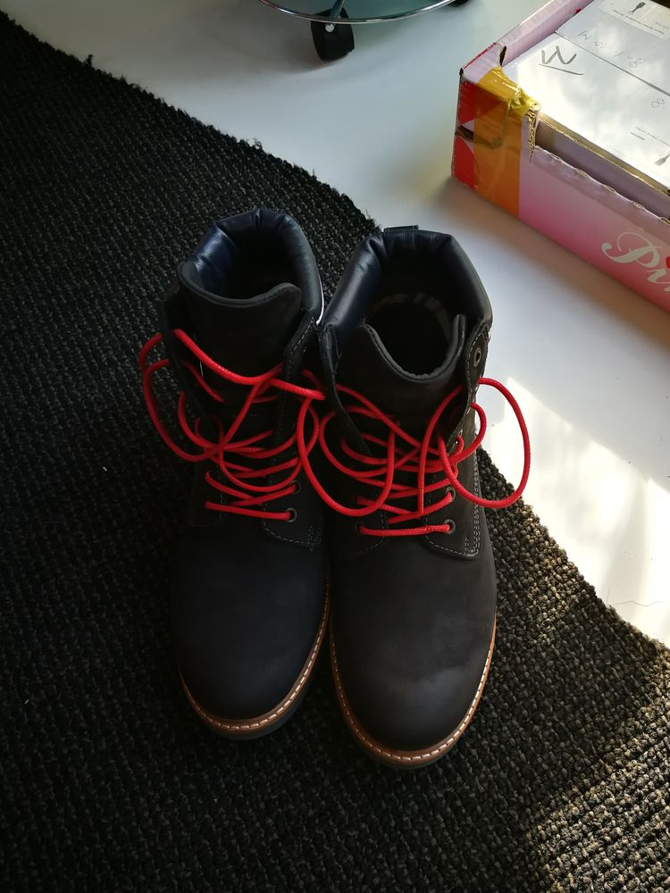 boots tommy hilfiger Chaussures