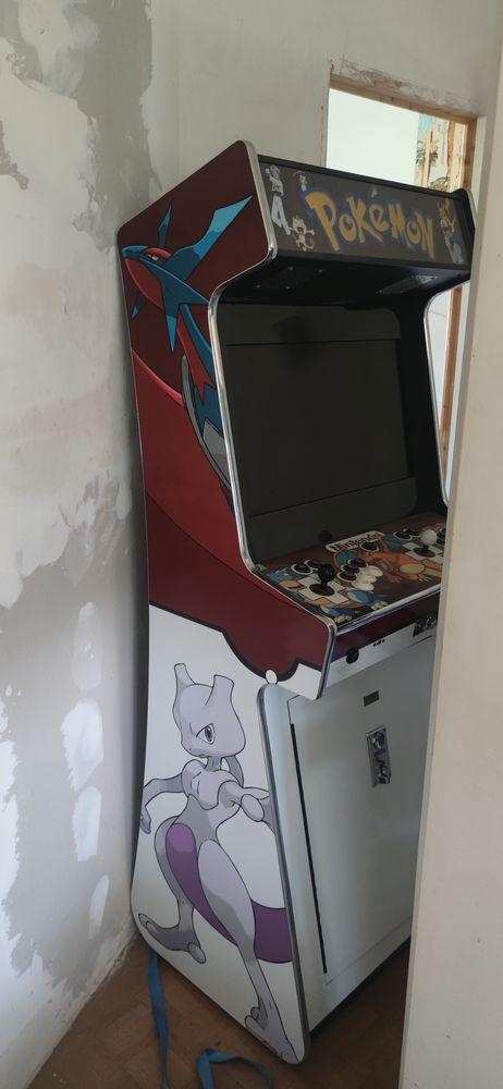 Borne d'arcade neuve écran full hd 1700 Saint-André-lez-Lille (59)