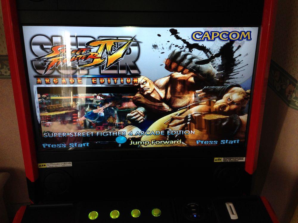 borne arcade vizion