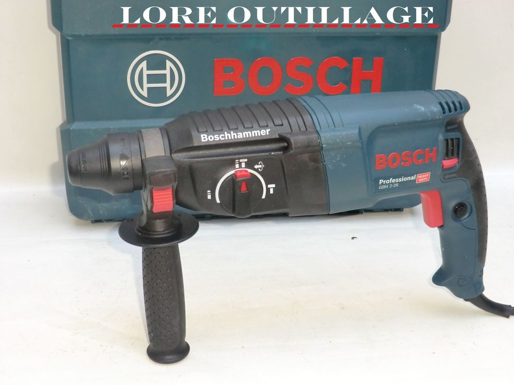 BOSCH GBH 2-26 - NEUF 100 Cagnes-sur-Mer (06)